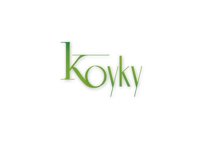 Contest Entry #188 for Logo Design for Koyky
