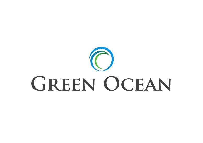 Penyertaan Peraduan #                                        263                                      untuk                                         Logo and Business Card Design for Green Ocean