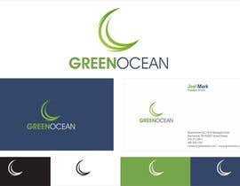 #659 for Logo and Business Card Design for Green Ocean by oxygenwebtech
