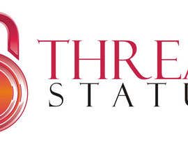 #45 para Logo Design for Threat Status por outsource2012