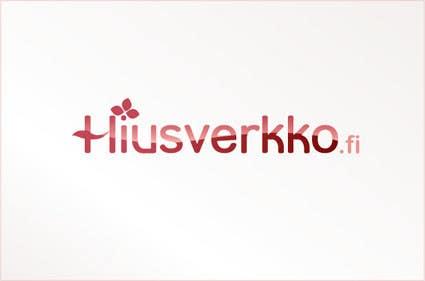 Конкурсная заявка №142 для Logo Design for Hiusverkko.fi