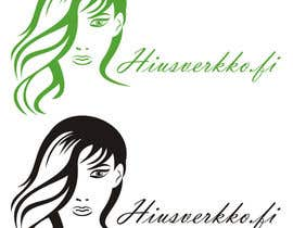 #54 for Logo Design for Hiusverkko.fi by outsource2012