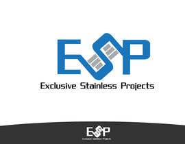 #95 para Logo Design for Exclusive Stainless Projects por danumdata