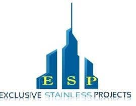 #15 untuk Logo Design for Exclusive Stainless Projects oleh sandeeprao93