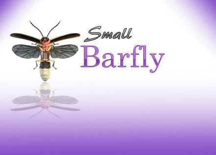 Bài tham dự cuộc thi #                                        23                                      cho                                         Logo Design for Small Barfly