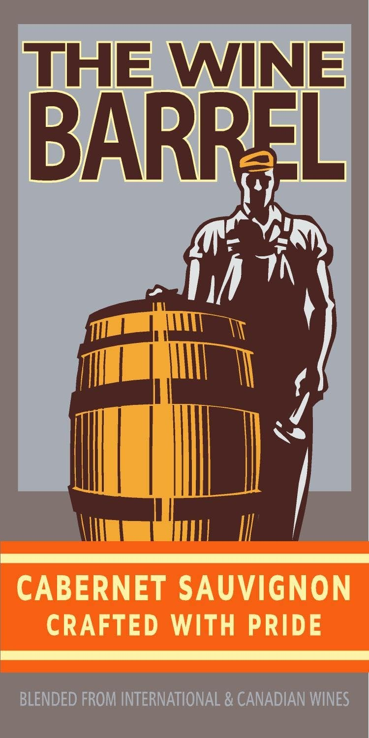Contest Entry #70 for Graphic Design for An online custom wine label company