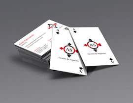 #36 untuk Diseñar un logotipo for AS - Gestión de Negocios oleh Raoulgc