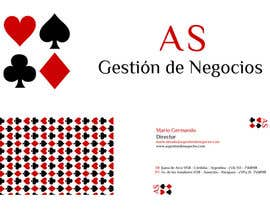 #33 untuk Diseñar un logotipo for AS - Gestión de Negocios oleh antani82