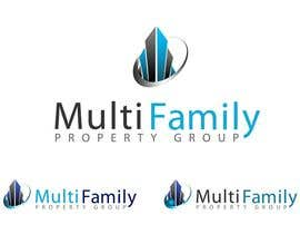 nº 261 pour Logo Design for MultiFamily Property Group par farhanpm786