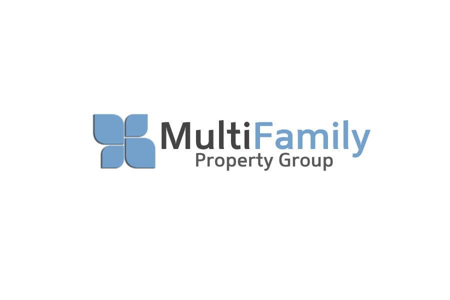 Penyertaan Peraduan #218 untuk Logo Design for MultiFamily Property Group