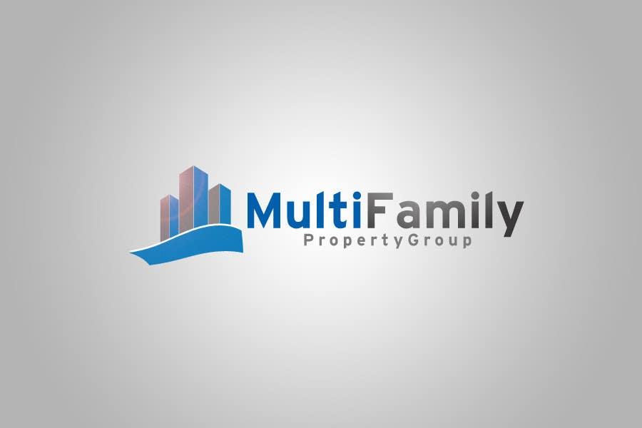 Penyertaan Peraduan #307 untuk Logo Design for MultiFamily Property Group
