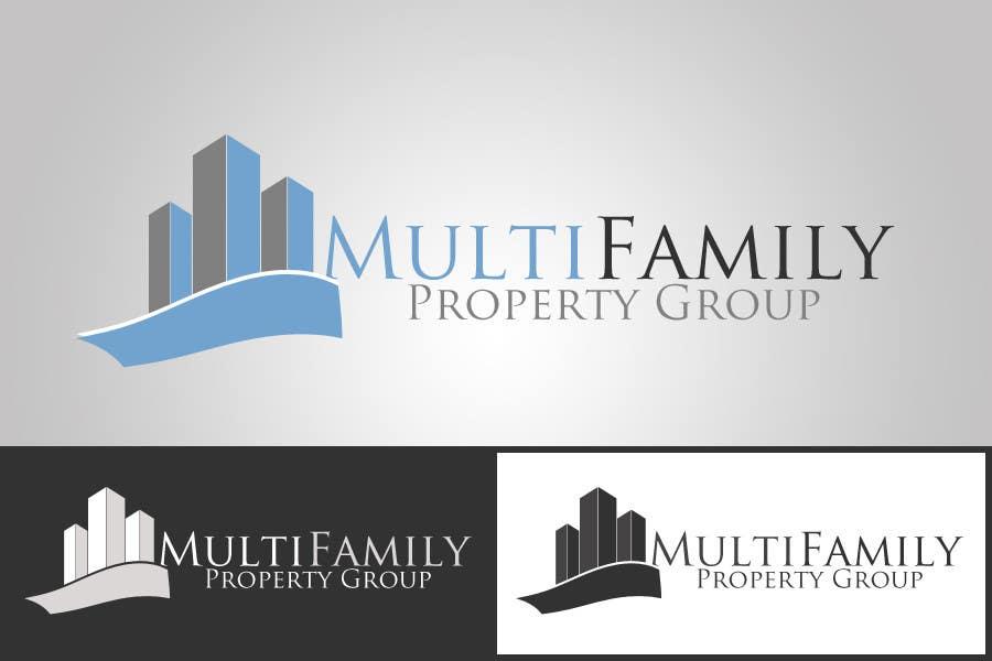 Penyertaan Peraduan #291 untuk Logo Design for MultiFamily Property Group