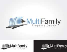 #313 para Logo Design for MultiFamily Property Group por prasanthmangad