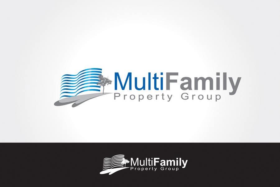 Penyertaan Peraduan #284 untuk Logo Design for MultiFamily Property Group