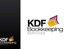 #65 untuk Logo Design for KDF Bookkeeping Services oleh Grupof5