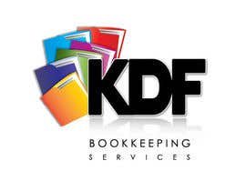 #232 for Logo Design for KDF Bookkeeping Services by rgallianos