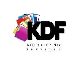 #223 untuk Logo Design for KDF Bookkeeping Services oleh rgallianos