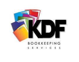 #231 for Logo Design for KDF Bookkeeping Services by rgallianos