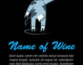 #22 untuk Graphic Design for an online custom wine label company oleh elenabsl