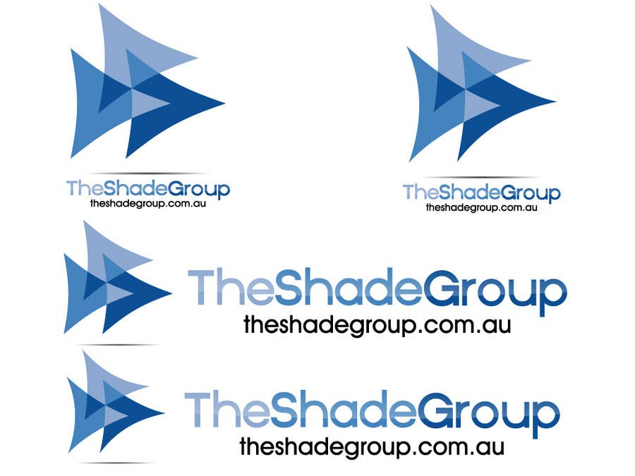 Inscrição nº                                         229                                      do Concurso para                                         Logo Design for The Shade Group and internet help site.