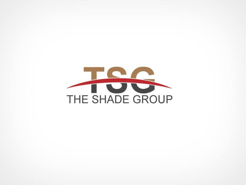 Kilpailutyö #59 kilpailussa Logo Design for The Shade Group and internet help site.