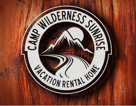 #122 cho Logo Design for Camp Wilderness Sunrise bởi DirtyMiceDesign