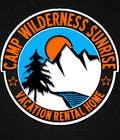 Graphic Design Inscrição do Concurso Nº118 para Logo Design for Camp Wilderness Sunrise