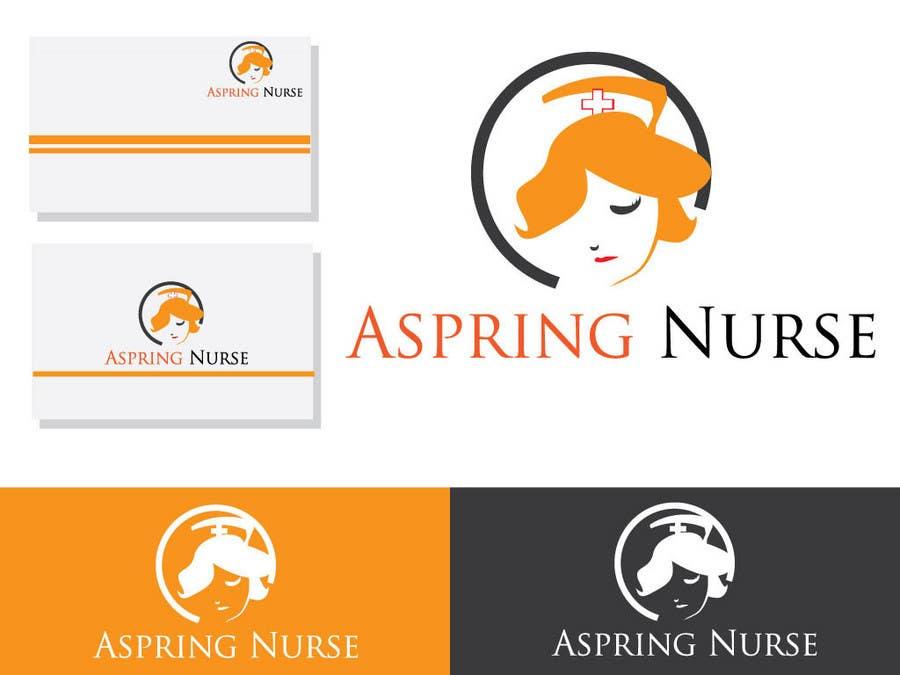 Bài tham dự cuộc thi #147 cho Logo design for aspiring nurse