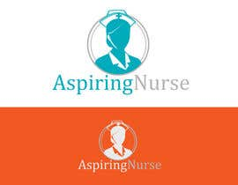 nº 21 pour Logo design for aspiring nurse par zhu2hui