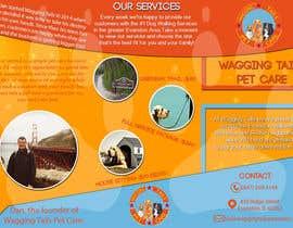 #2 for Design a brochure for a pet care company by MaestrosDelTrudo