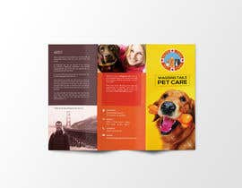 #8 for Design a brochure for a pet care company by RezolutionBox