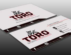 #10 untuk Design a Business Cards for a Sports Company oleh melquidez