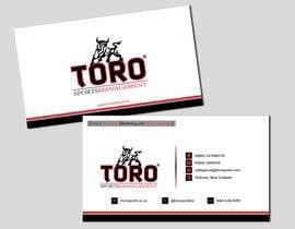 #12 untuk Design a Business Cards for a Sports Company oleh viswa1984