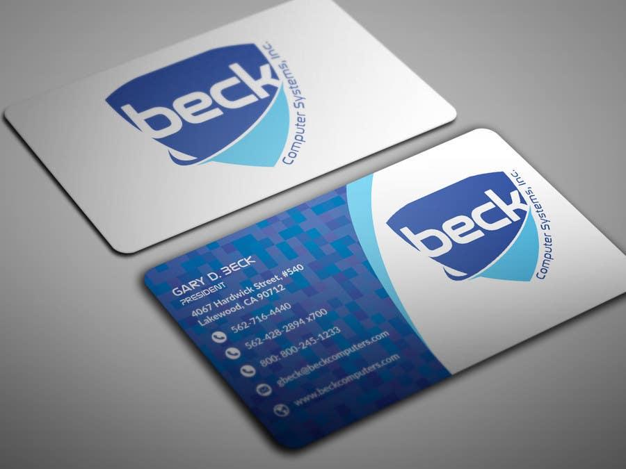 Penyertaan Peraduan #121 untuk Design some Business Cards