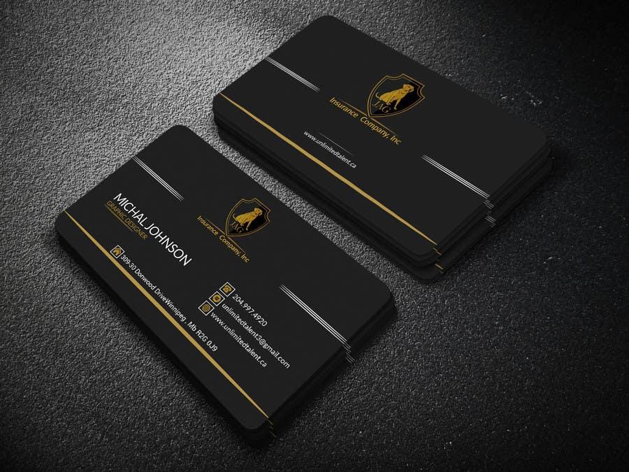 Entry #15 by fazal97 for Design EASY NICE Business Cards | Freelancer