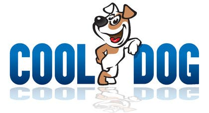 Image of                             Illustrate a cool dog.