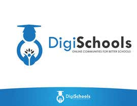 #105 para Logo Design for DigiSchools por danumdata