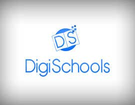 #65 para Logo Design for DigiSchools por baloulinabil