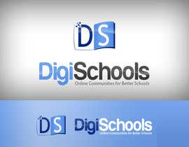 #54 para Logo Design for DigiSchools por baloulinabil
