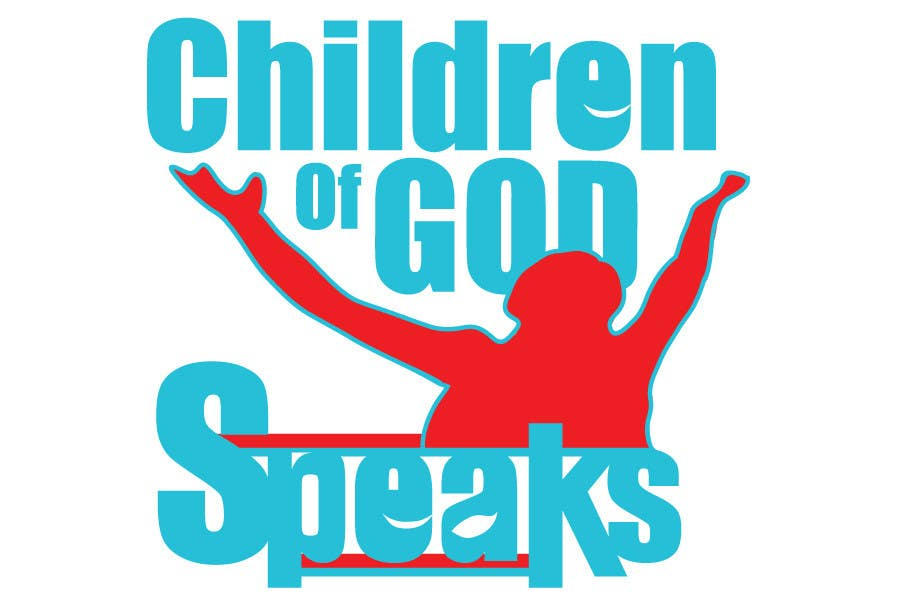 Конкурсная заявка №67 для Logo Design for www.childrenofgodspeaks.com