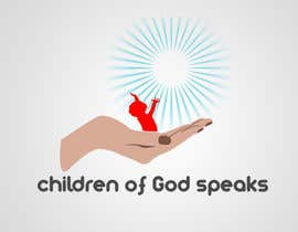 #102 for Logo Design for www.childrenofgodspeaks.com af arunstudios