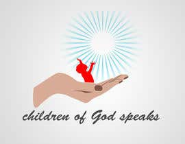 #103 para Logo Design for www.childrenofgodspeaks.com por arunstudios