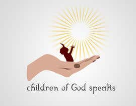 #106 para Logo Design for www.childrenofgodspeaks.com por arunstudios