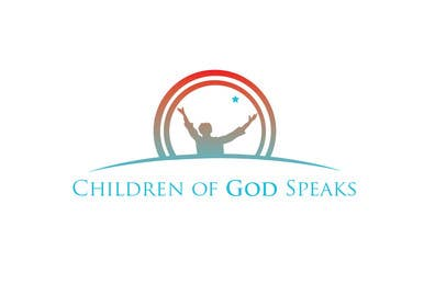 #88 cho Logo Design for www.childrenofgodspeaks.com bởi paxslg