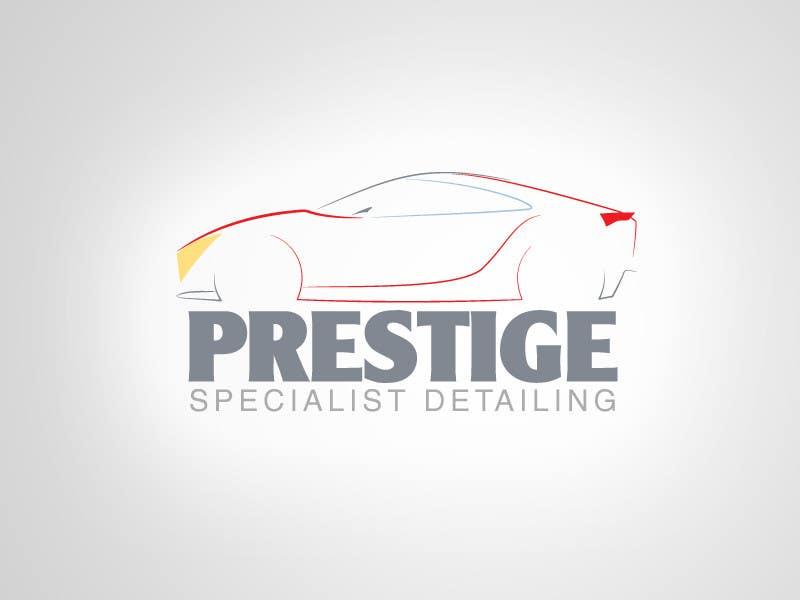 Proposition n°                                        13                                      du concours                                         Logo Design for PRESTIGE SPECIALIST DETAILING