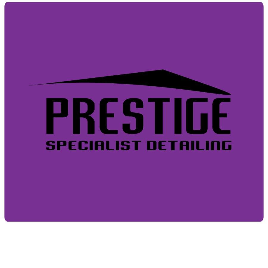 Contest Entry #18 for Logo Design for PRESTIGE SPECIALIST DETAILING