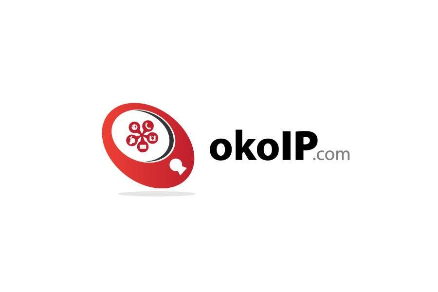 Bài tham dự cuộc thi #                                        180                                      cho                                         Logo Design for okoIP.com (okohoma)