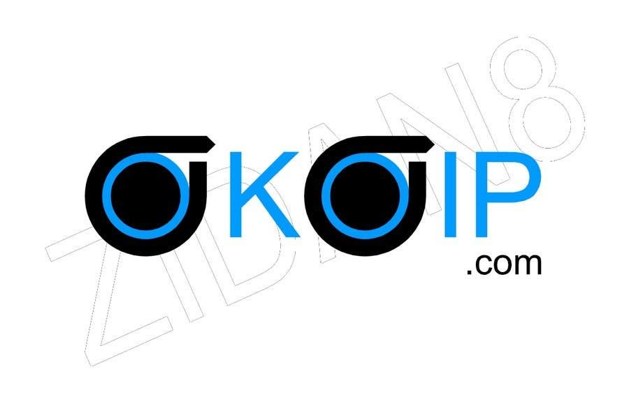 Bài tham dự cuộc thi #                                        305                                      cho                                         Logo Design for okoIP.com (okohoma)