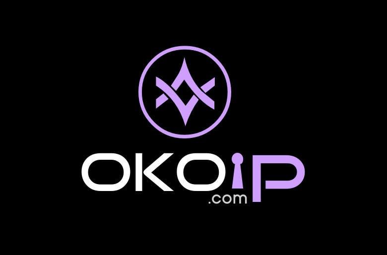 Bài tham dự cuộc thi #                                        156                                      cho                                         Logo Design for okoIP.com (okohoma)