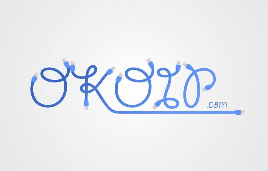 Bài tham dự cuộc thi #                                        225                                      cho                                         Logo Design for okoIP.com (okohoma)